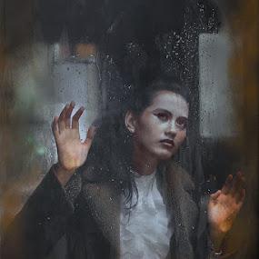 Hope by Jayadi Salim - People Portraits of Women