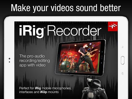 iRig Recorder 3 3.0.2 screenshots 11