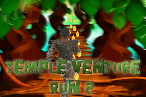 Temple Venture Run 2