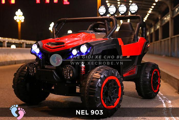 Xe ô tô điện trẻ em NEL-903 10