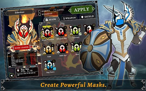 Masters of the Masks v1.0.9