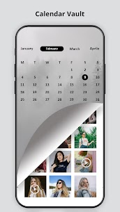 Calendar Vault – Photo Video Audio Locker Apk Download for Android 1