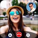 Girl Friend Video Call : Fake Video Call Prank icon