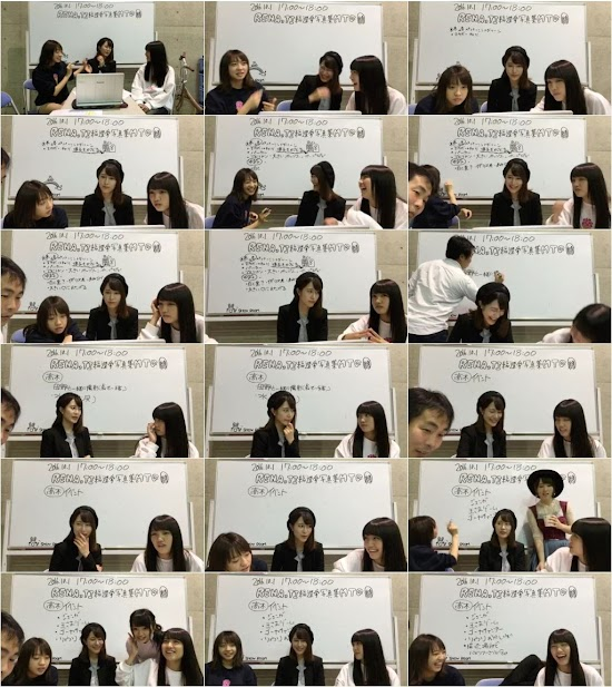 (Web)(360p) SHOWROOM 加藤玲奈&れなっち総選挙選抜メンバー生配信! 161001