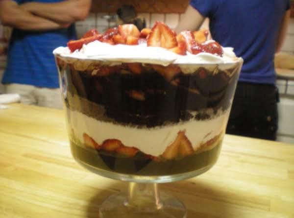 Devils Delight Dessert Recipe