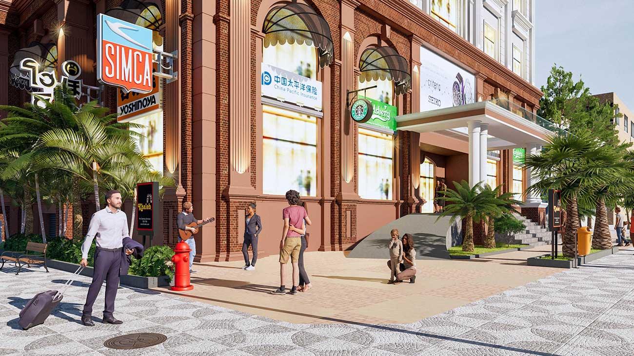 tận hưởng không gian sống xanh hiện đại tại city gate 5