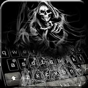 Skullgrimreaper Keyboard Theme