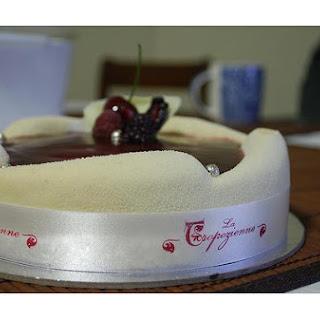Chocolate Eclair Cake, Chocolate Topping