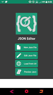 App Json Editor, Json Formatter, Preview APK for Windows Phone