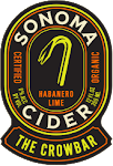 Sonoma Cider Crowbar - Habanero-Lime Cider
