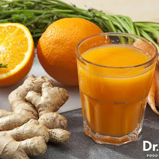 Orange Carrot Ginger Juice Recipe – Kid's Favorite.