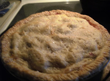 Blushing Peach Pie Recipe