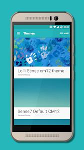 Lolli Sense cm12.1 theme v1.11