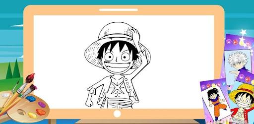 Tải Tô Màu Anime Manga Cho Máy Tính Pc Windows Phiên Bản Mới