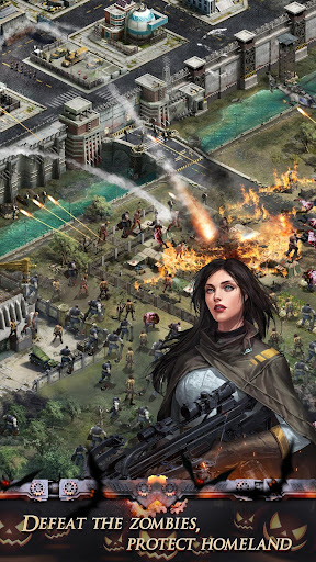 Last Empire - War Z: Strategy - screenshot