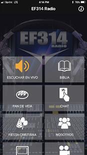 EF314 Radio - náhled