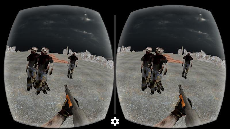 Скриншот VR Dead Are Alive