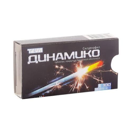 Динамико таб.п/о 100мг №1