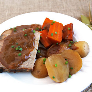 Classic Slow Cooker Pot Roast.