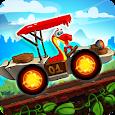 Dino World Speed Car Racing