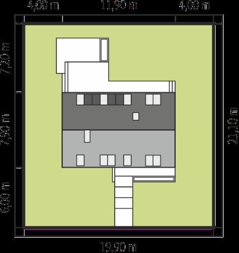 E11 MULTI-COMFORT - Sytuacja