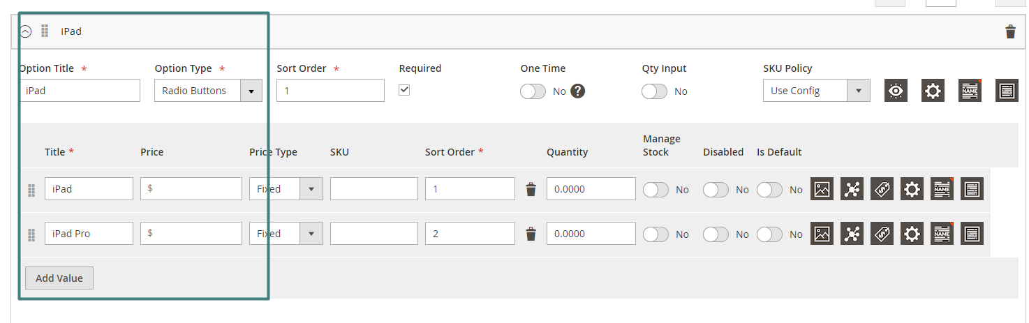 magento 2 dependent custom options extension free