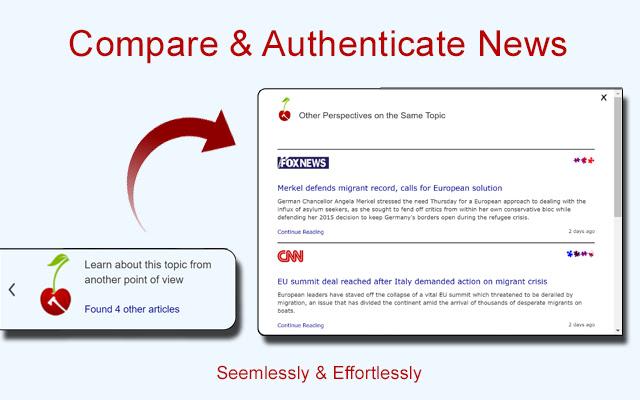 Cherry - Compare & Authenticate News