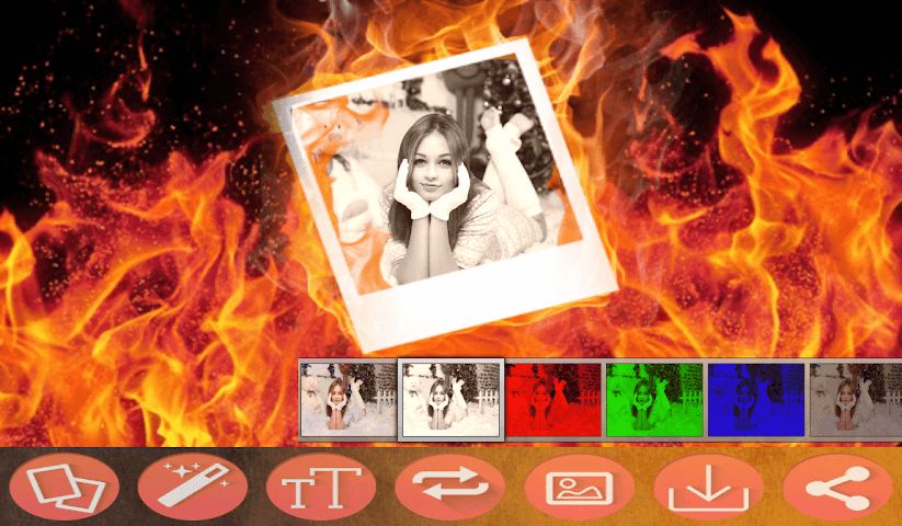android Fire HD Photo Frames Screenshot 1
