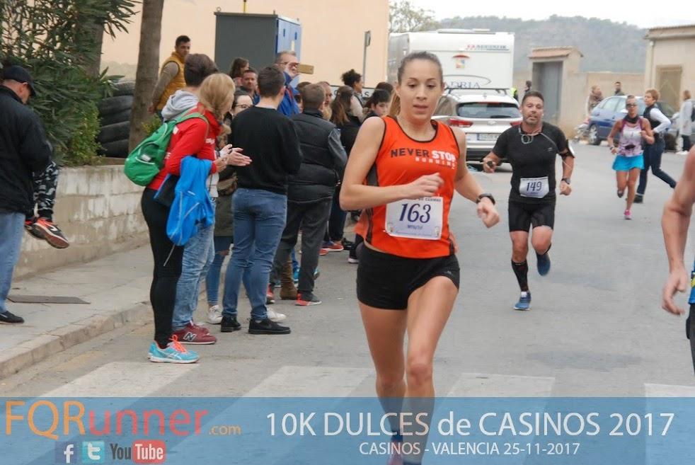 Mireia Briones González del Never Stop Running