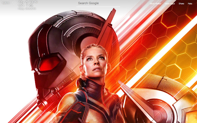 Ant Man and the Wasp Wallpapers FullHD
