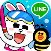 App LINE Bubble version 2015 APK