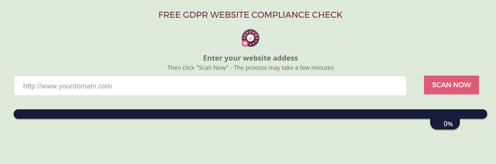 ezigdpr GDPR compliance checker