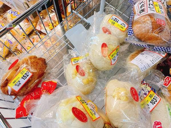 Due Tre(ドゥエトゥレ)のパン