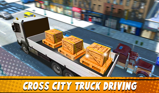 Euro Truck Simulator 2 : Cargo Truck Games 1.6 screenshots 12