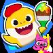 Pinkfong!サメのかぞくぬりえ - Androidアプリ