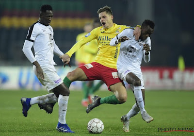 Sulayman Marreh continuera bien à Eupen la saison prochaine