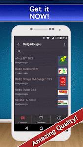 📻 Radio Burkina Faso FM & AM screenshot 0