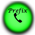 Telefonate prefix icon
