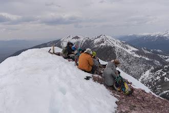 Photo: Group summit 1