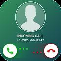 Fake Call Prank-Fun Phone Call, Fake Caller icon
