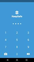 Screenshot of Hide pictures - KeepSafe Vault