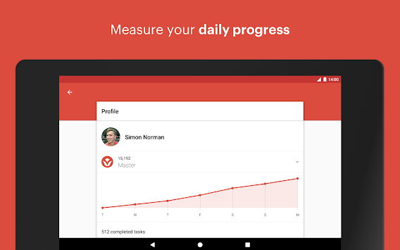 Todoist: To-do-liste APK screenshot thumbnail 13