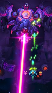 Space Justice: Galaxy Shooter. Shoot 'em up 1