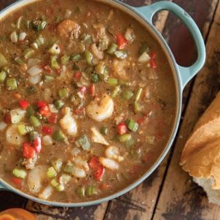 Louisiana Cajun Seafood Recipes.