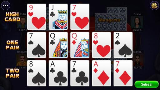 Capsa Susun, Chinese poker - Free forever 1.0 screenshots 3