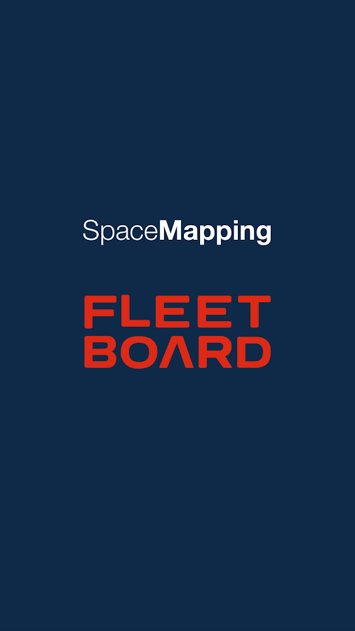 Fleetboard SpaceMapping- screenshot