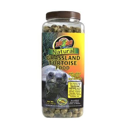 Natural Grassland Tortoise Food 425g