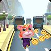 Cat Run - Talking Cat Subway Surf & Pet Runner APK