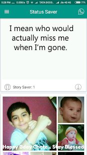 Status Saver : Stories Downloader For Whatsapp- screenshot thumbnail