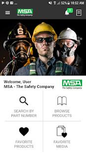 MSAsafety - náhled